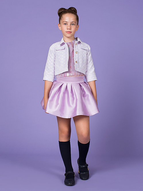 Alina Flower Girl Outfit I 3 Pieces