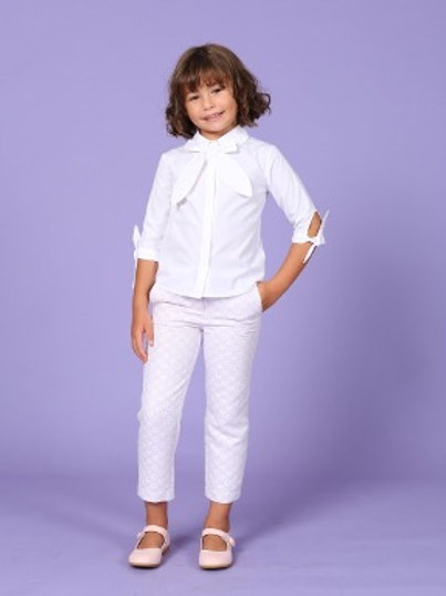 Anais Bow Outfit I 2 Pieces