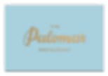 The palomar logo