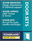 Rembrand Doorsets