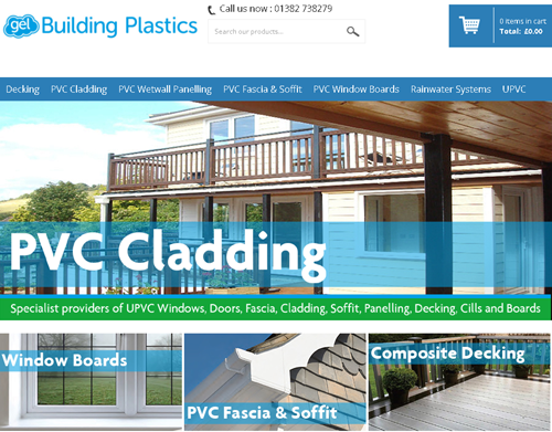 Gel Building Plastics New Website