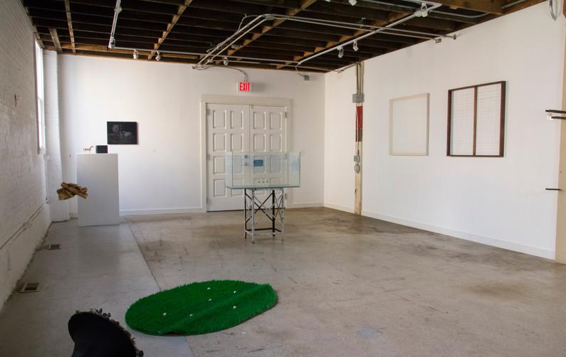 Art + Lit Lab, front room