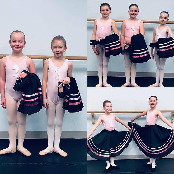 Royal Academy of Dance Ballet Exams - Grade 1
