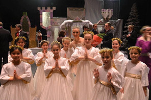 Angels and Sugar Plum Fairy