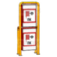 Защита пожарных шкафов