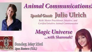 Magic Universe Show - Psychic Talk Radio