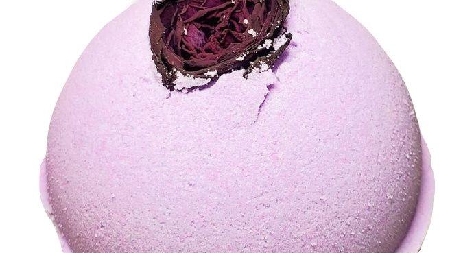 Lavender Sage Dream Bath Bomb Avacado + Hemp Oil