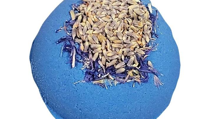 Lavender Kush Hemp Bath Bomb + Hemp Oil