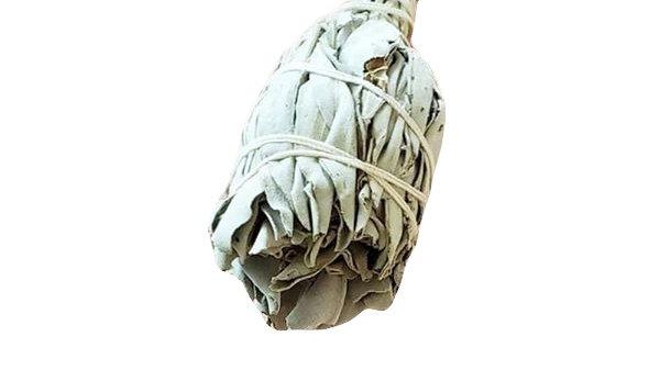 1 Pc Mini White Sage Smudge Stick