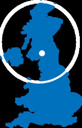Grandstand Hire Scotland Coverage Map