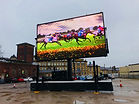 LED Screen Hire - Horse Racing