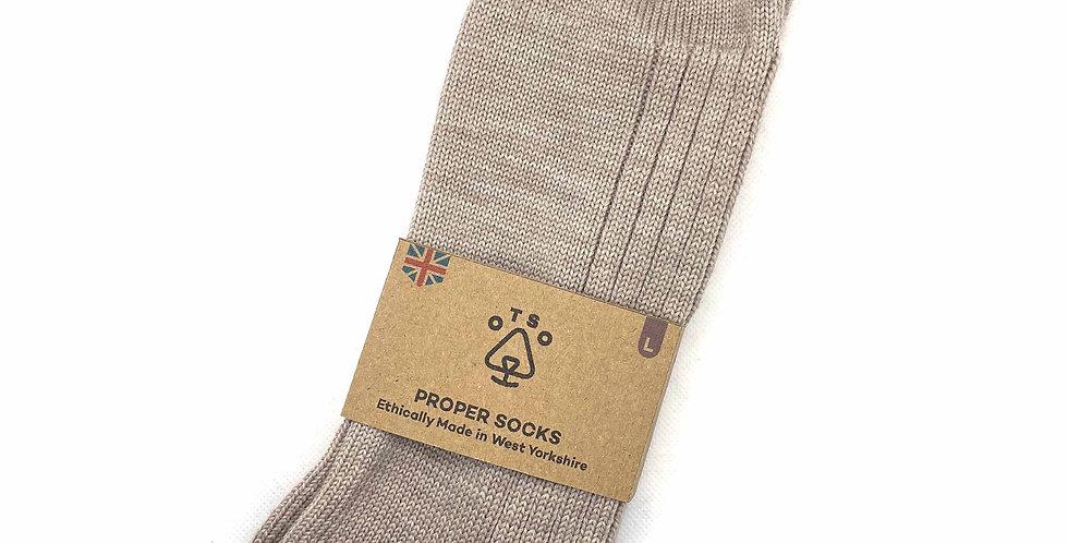 Otso Proper Socks - Stone