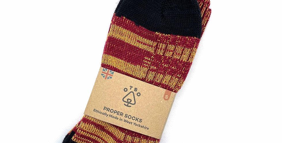 Otso Proper Socks - Wine and Shine