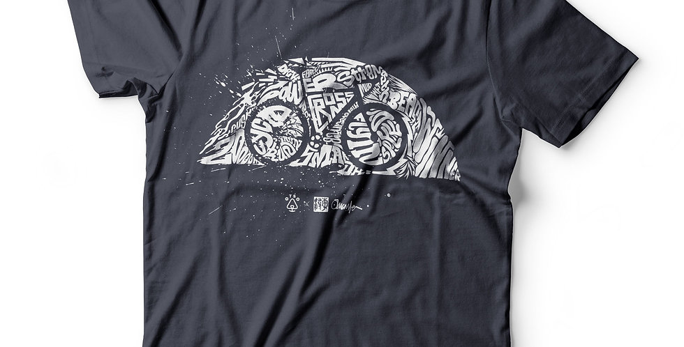 Cyclo by Oliver Lancaster Smith X Otso on India Ink