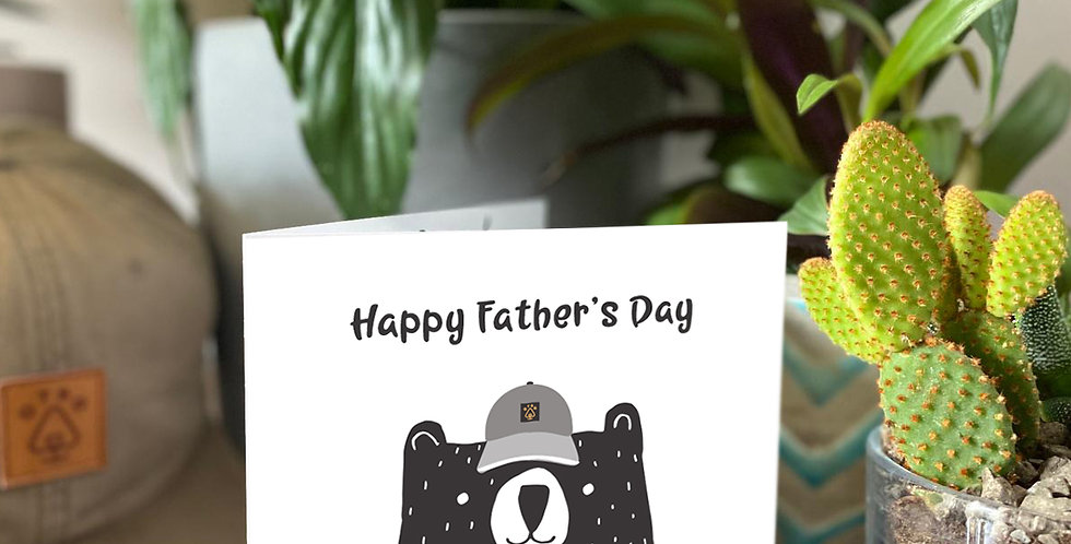 Otso Father's Day Card