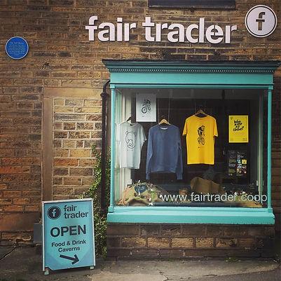 Otso Stockist Fair Trader Holmfirth