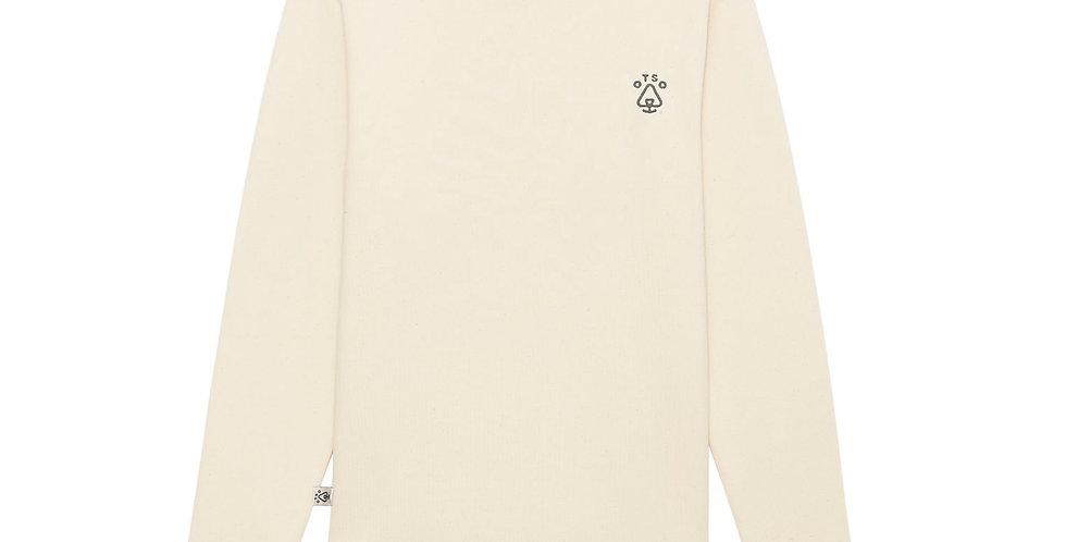 Natural Organic Cotton Sweater