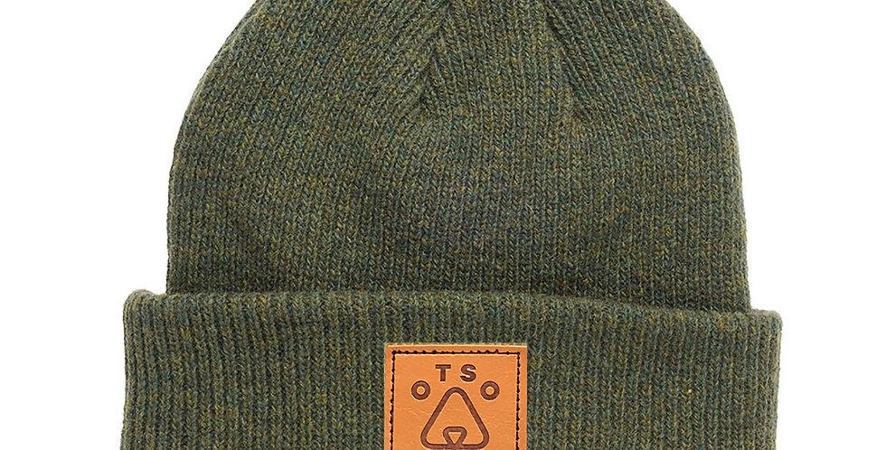Merino Wool Beanies (Forest Green)