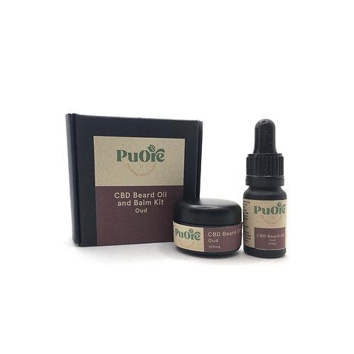 PuOre Oud Beard Kit