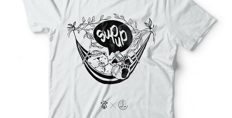 Sup Up  X Otso: Black & White