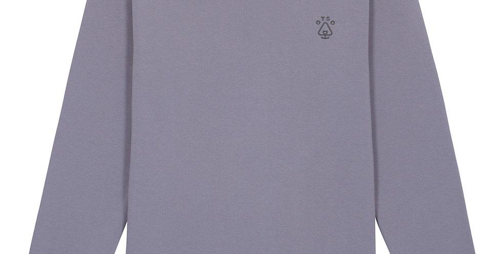 Otso Lava Grey Logo Sweater