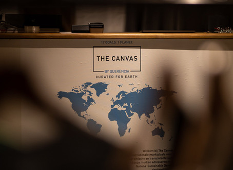We're Brand of the Week @ The Canvas NYC !