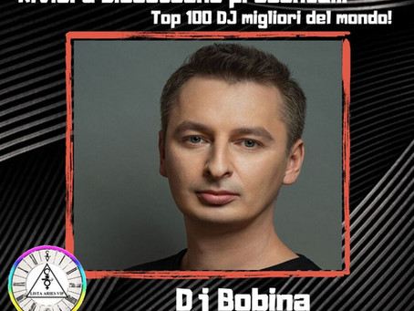 Dj Bobina - Top 100 Dj migliori del mondo
