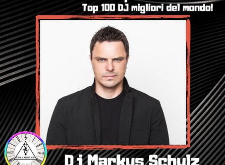 Dj Markus Schulz - Top 100 Dj migliori del mondo