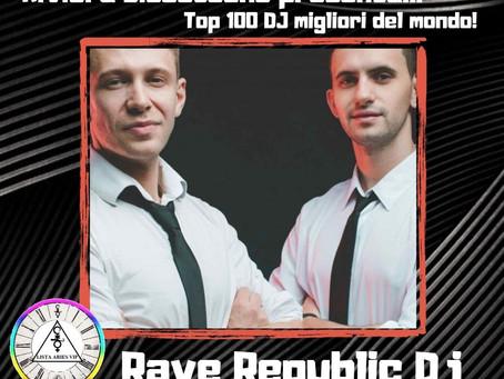 Dj Rave Republic - Top 100 Dj migliori del mondo