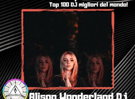 DJ Alison Wonderland - Top 100 Dj migliori del mondo
