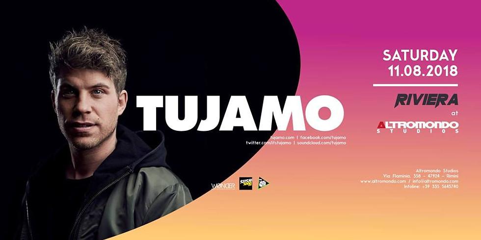 TUJAMO ALTROMONDO RIMINI AMS 11 AGOSTO 2018