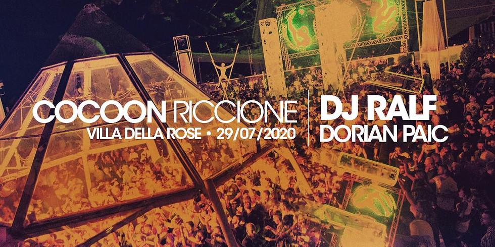 DJ RALF VILLA DELLE ROSE RICCIONE 29 LUGLIO 2020