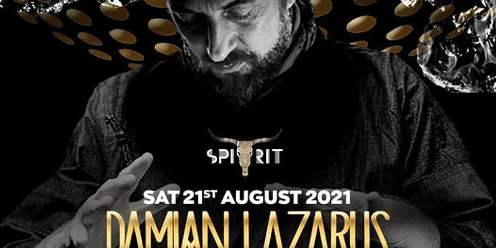 Damian Lazarus Riccione Musica Club