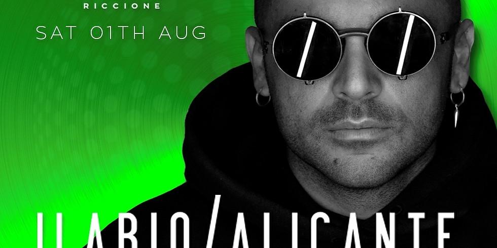 ILARIO ALICANTE MUSICA RICCIONE 01 AGOSTO 2020