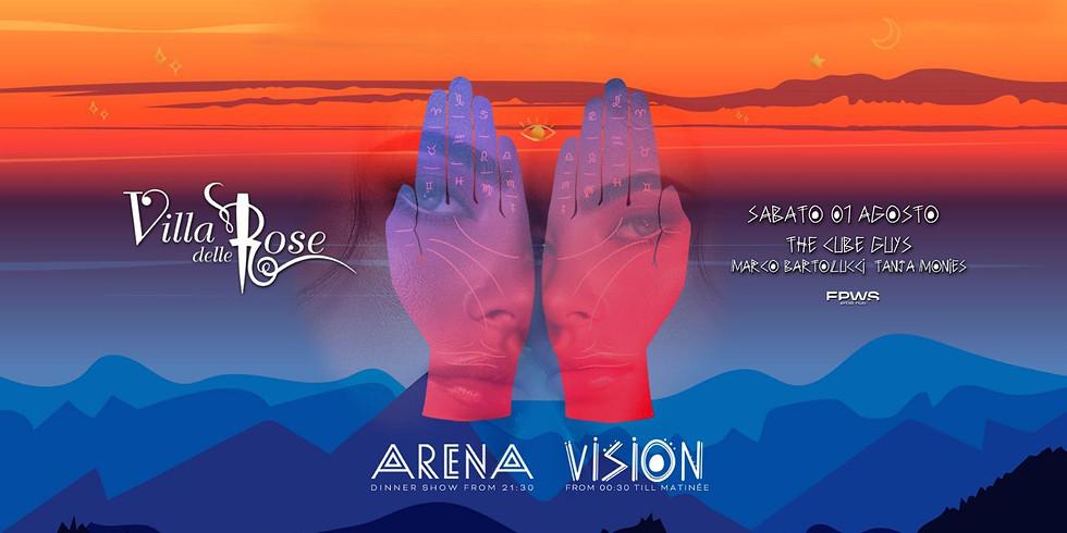 VISION VILLA DELLE ROSE RICCIONE 01 AGOSTO 2020