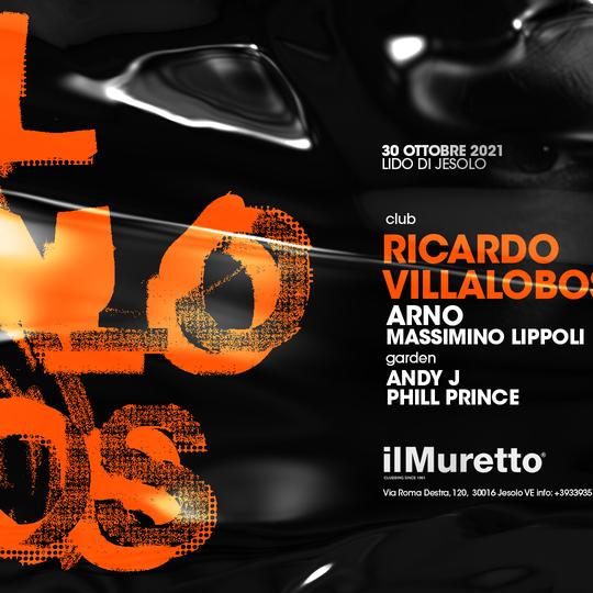 Villalobos Muretto Jesolo Halloween 2021 Riviera Discoteche Jesolo Venezia