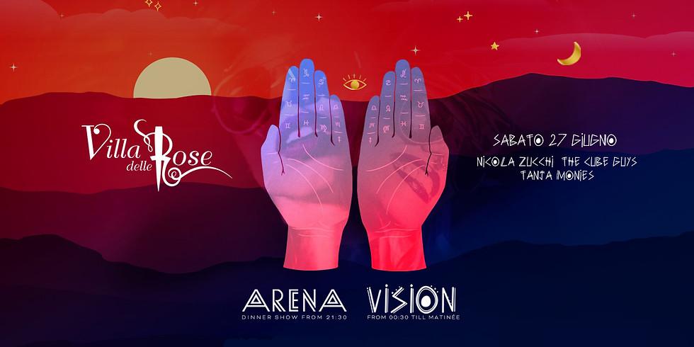 VISION VILLA DELLE ROSE RICCIONE 27 GIUGNO 2020