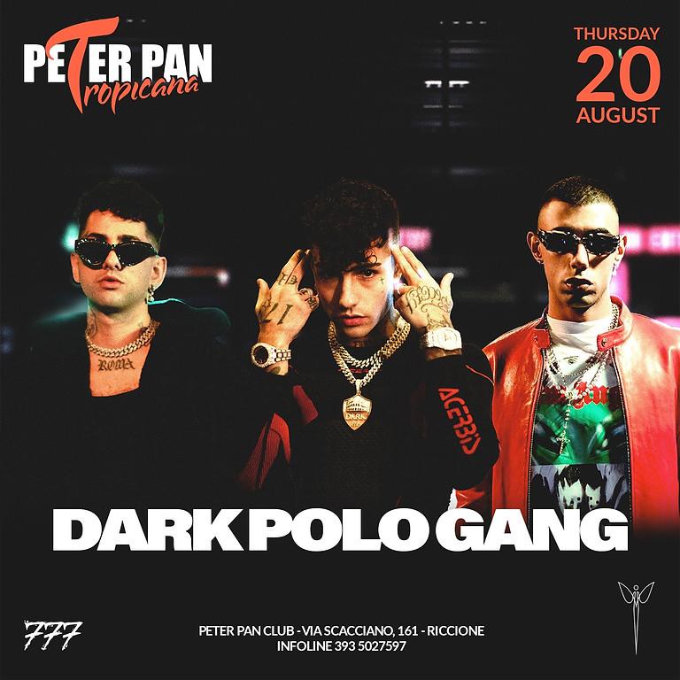 DARK POLO GANG PETER PAN RICCIONE