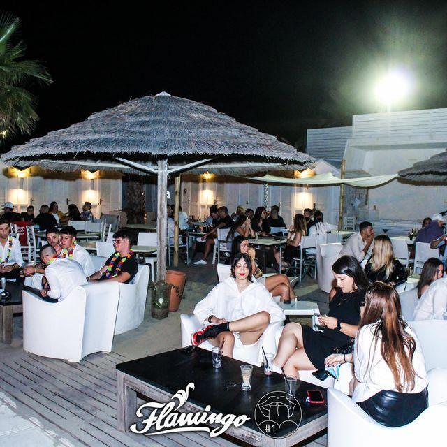 Mercoledi Flamingo Riccione Beach Party