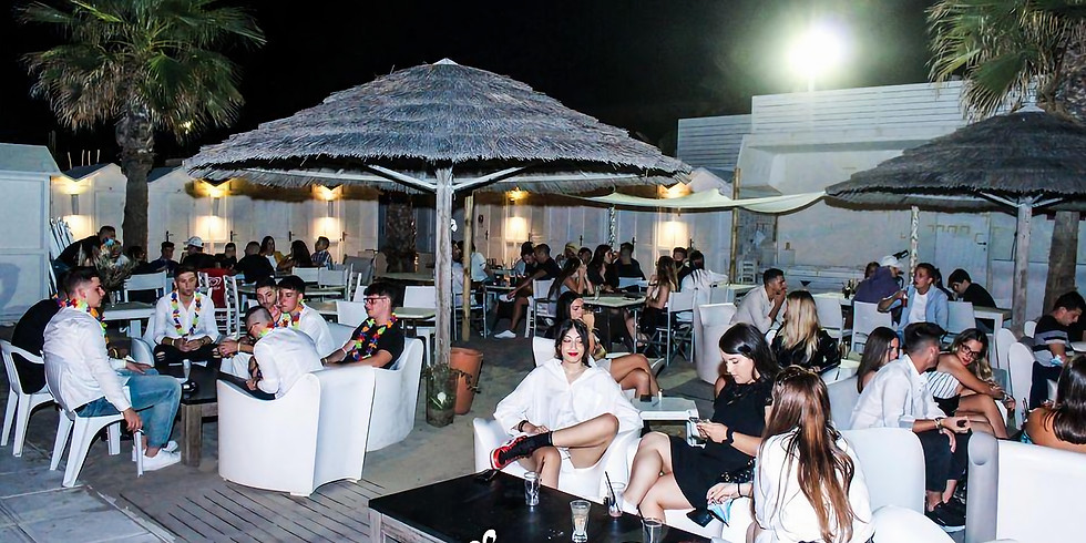 Venerdi Flamingo Riccione Beach Party