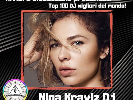 Dj Nina Kraviz - Top 100 Dj migliori del mondo