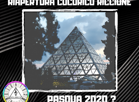 Ri apertura Cocorico Riccione 2020