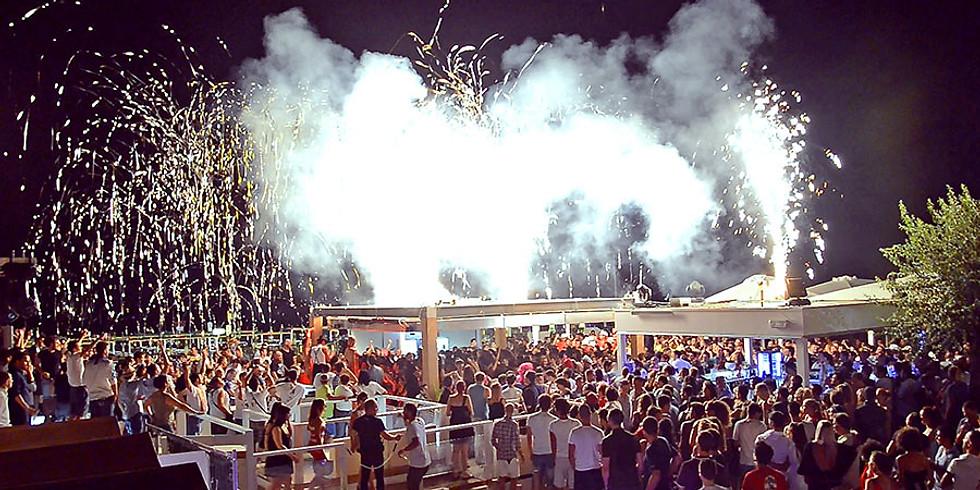 Sabato Mojito Beach Party Riccione