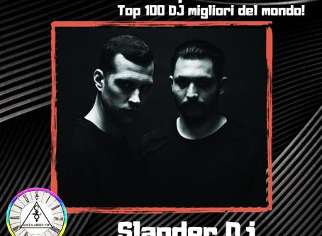 Slander Dj - Top 100 Dj migliori del mondo