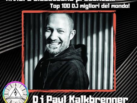Paul Kalkbrenner - Top 100 Dj migliori del mondo