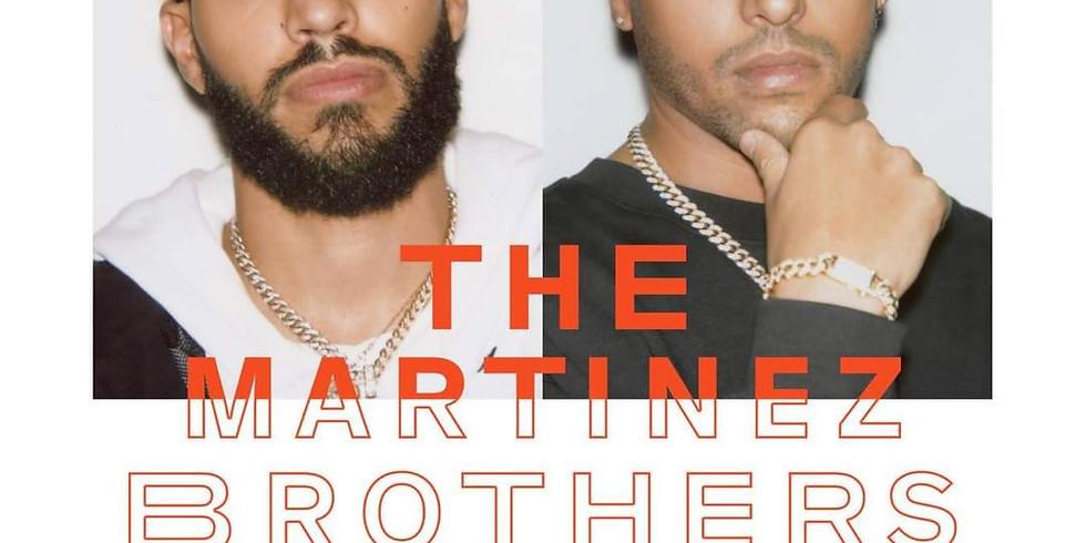 THE MARTINEZ BROTHERS VILLA DELLE ROSE RICCIONE 22 AGOSTO 2020