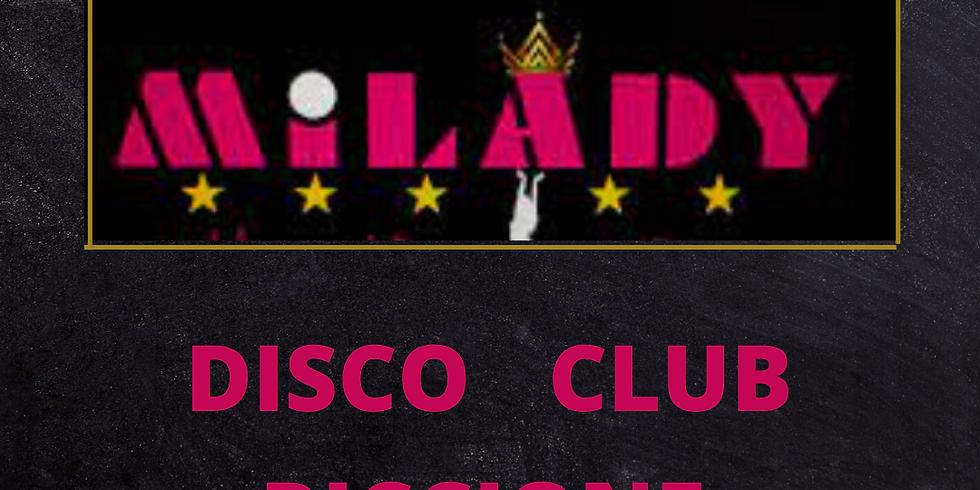MARTEDI MILADY CLUB Riccione
