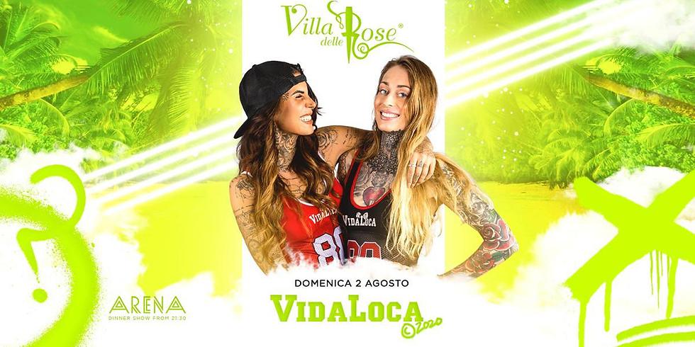VIDALOCA VILLA DELLE ROSE RICCIONE 2 AGOSTO 2020