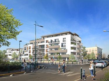 Votre appartement neuf à Gennevilliers dans la résidence Le Chevalet