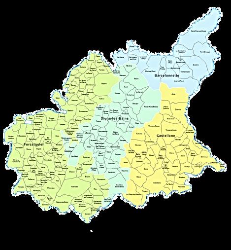 arrondissements-et-communes-Alpes-de-Hau